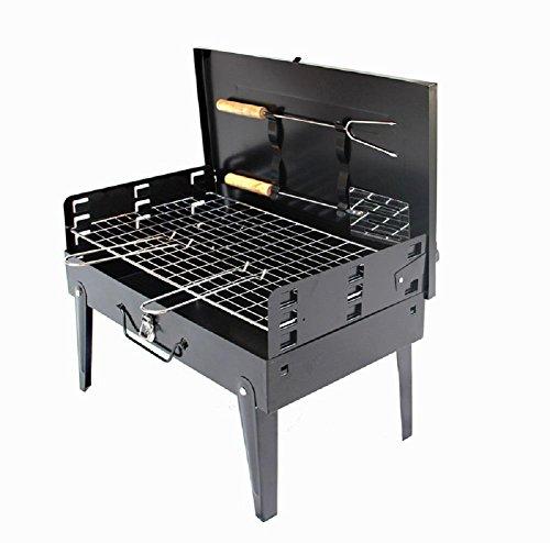HomJo Barbacoa grill Parrilla de la barbacoa Parrilla de barbacoa portable al...