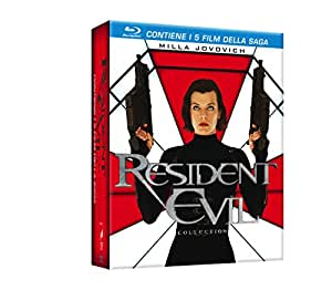Resident evil collection [Blu-ray] [Import anglais]