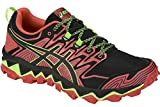 ASICS Gel-Fujitrabuco 7 Chaussures de Running Compétition Homme, Multicolore (Red Snapper/Black 600) 47 EU