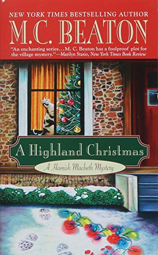A Highland Christmas (Hamish Macbeth Mystery)