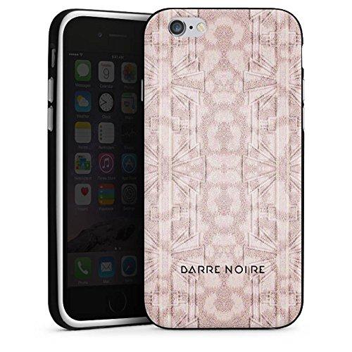 Apple iPhone X Silikon Hülle Case Schutzhülle Blumenmuster Blumen Muster Silikon Case schwarz / weiß