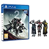Destiny 2 w/ Salute Emote (Exclusive to Amazon.co.uk) (PS4)