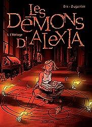 Les Démons d'Alexia - Tome 1 - L'Héritage