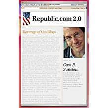Republic.com 2.0 by Sunstein, Cass R. (2009) Paperback