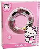 Mondo 16326 Schwimmring Hello Kitty mit 2 Griffen, Ø 100 cm