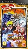 Cheapest Naruto Shippuden: Kizuna Drive (Essentials) on PSP