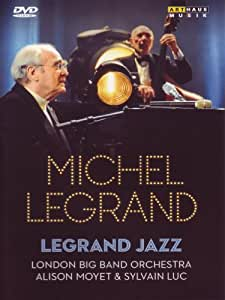 Legrand: Legrand Jazz [DVD] [2011] [NTSC]