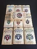 George R.R.Martin, Das Lied von Eis und Feuer, Band 1,2,3,4,5,6,7,8,9,10 (Das Lied von Eis und Feuer)