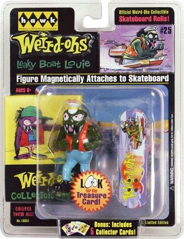 Weird-ohs Collectible Figure -