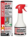 ANTIMUFFA SARATOGA Z10 500 ML Liquido antimuffa spray per tutte le superfici