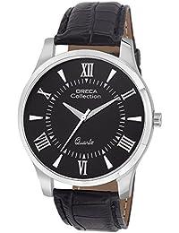 Oreca Analog Black Dial Men's Watch- GT7003