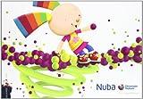 Infantil 3 años Nuba (Segundo Trimestre) (Dimensión Nubaris) - 9788426382740