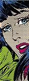 Fototapete It*s over - Das Ende - Marvel Comic - Größe 73 x 202 cm, 1-teilig