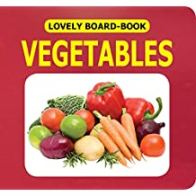 Lovely Board Books - Vegetables