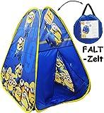 alles-meine.de GmbH Faltzelt / Kinderzelt -  Minions - Ich einfach unverbesserlich  - für draußen...