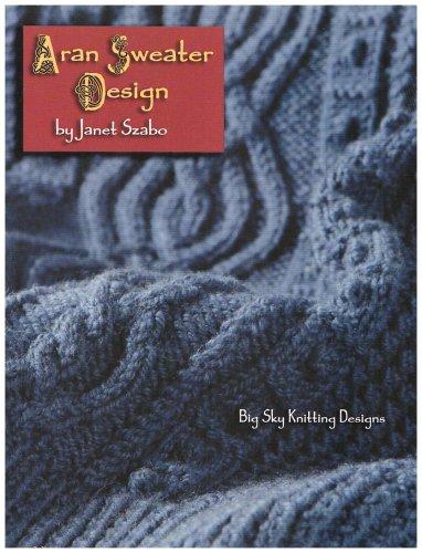 Aran Sweater Design -