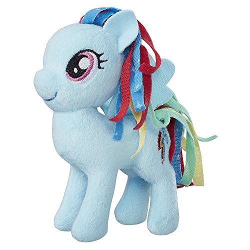 My little Pony Plüschtier Regenbogen-Strich (Regenbogen Pony Little Pony My)