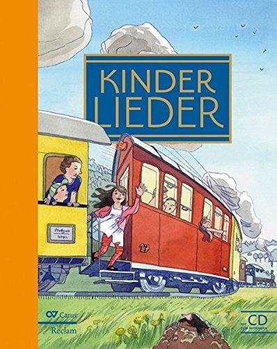 Kinderlieder: Mit CD zum - Mit Der Gesang-buch Cd