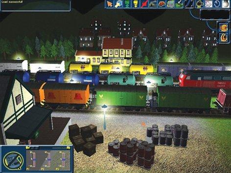 Modelleisenbahn 3D