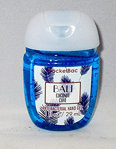 Bath & Body Works PocketBac - Bali - Gel anti-bactérien
