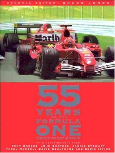 55 Years of Formula One por Bruce Jones