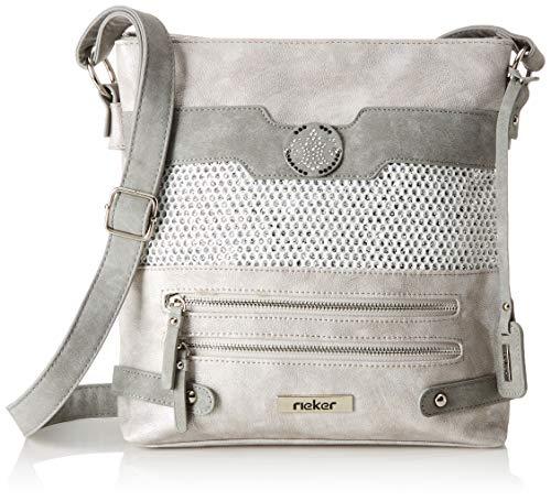 Rieker Damen H1346 Tasche, 6x28x28 cm
