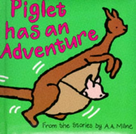 Piglet has an adventure