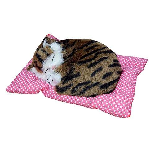 Simulation Katze Modell Katze Modell Dekoration Geschenk Plüschtiere / Stofftiere, B