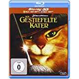 Der gestiefelte Kater + Blu-ray 2D - Blu-ray 3D