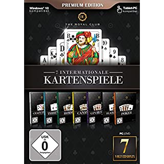 The Royal Club Kartenspiele International (PC)