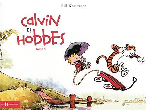 Calvin & Hobbes original T1