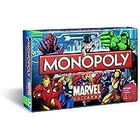 Monopoly Marvel Universe Edition Brettspiel - Deutsch - X-Men The Avengers Spiderman Hulk Ironman Die Fantastischen Vier