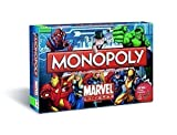 Monopoly Marvel Universe Edition Brettspiel - Deutsch - X-Men The Avengers Spiderman Hulk Ironman Die Fantastischen Vier