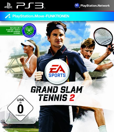 Electronic Arts Grand Slam Tennis 2