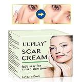 Best Scar Crèmes - Scar Cream,Gel pour Cicatrices,Crème Cicatrice,Vergetures Crème,Crème de réparation Review