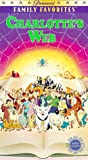 Charlotte's Web [VHS] [Import USA]