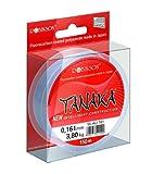 Robinson® Angelschnur Tanaka monofile , 8 Stärken, je150m, universell, bewährt, Tanaka Varianten:Tanaka 0.242mm / 7.50kg / 150m