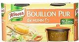 Knorr Bouillon Pur Huhn Brühe 6 x 28 g