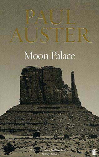 Moon Palace por Paul Auster
