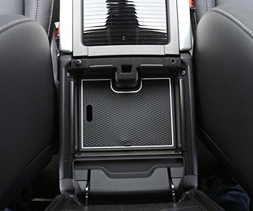 Armlehnen-Aufbewahrungsbox-Auto-Organisator-Halter-Behälter-Zusätze für Range Rover Evoque 2012-2018