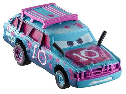 Disney Pixar Cars 3 Blind Spot Fahrzeug Serie Thunder Hollow im Maßstab 1 : 55