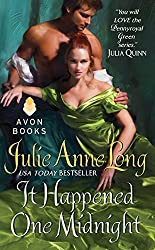 It Happened One Midnight (Pennyroyal Green) by Julie Anne Long (2013-06-25)