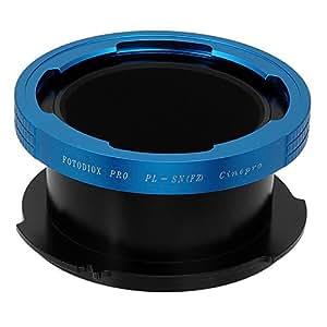 Fotodiox Pro Adaptateur de monture d'objectif pour PL Cinéma à Sony FZ-Support adaptateur pour appareil photo Sony PMW-F3, F5–F55 cinéma numérique caméscope