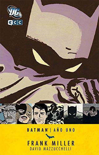 Batman: Año uno (quinta edición) (Grandes autores Batman: Frank Miller)
