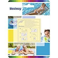 Bestway Heavy Duty Repair Patches for Inflatable Airbeds, Toys, Pools, Lilos
