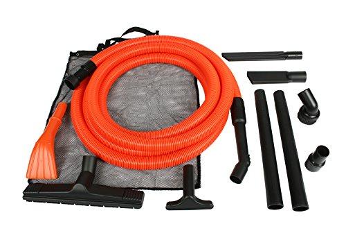 Cen-Tec Systems 90870Wet/Dry Vakuum Zubehör-Set mit 25-feet Schlauch