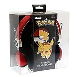 from OTL Pokemon Pokeball Headphone For Ages 8 Upwards Model PK0496