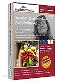 Spanisch (Südamerika)-Komplettpaket: Lernstufen A1 bis C2. Fließend südamerikanisches Spanisch lernen mit der Langzeitgedächtnis-Lernmethode. Sprachkurs-Software auf DVD für Windows/Linux/Mac OS X