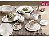 Kaffeebecher 350ml 6er Set Isabella - Via by R&B