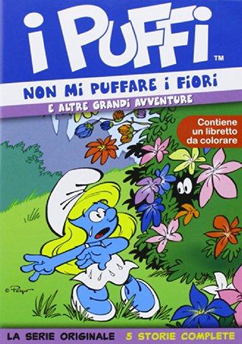 I Puffi - Non mi puffare i fiori(+libretto da colorare)
